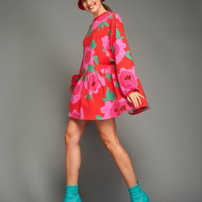 DARA DRESS - KARAVAN CLOTHING