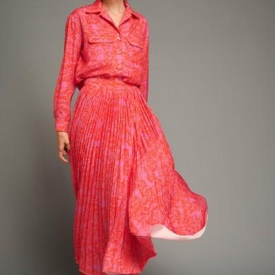 CARMELINA SKIRT - KARAVAN CLOTHING