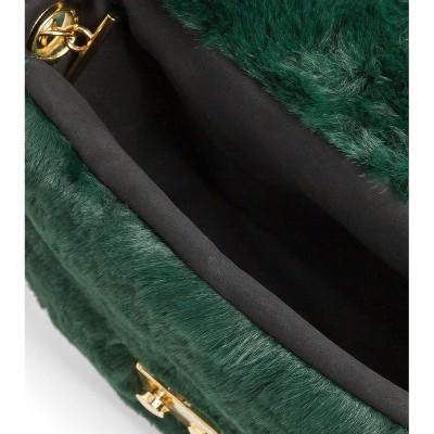 HAND BAG SHILOW GREEN - WILD PARIS