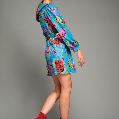 LILOU DRESS - KARAVAN CLOTHING