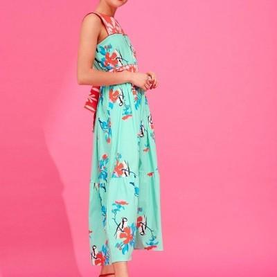 ROBERTA DRESS - KARAVAN CLOTHING