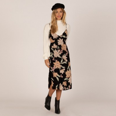 BRAVADO DRESS - AMUSE SOCIETY