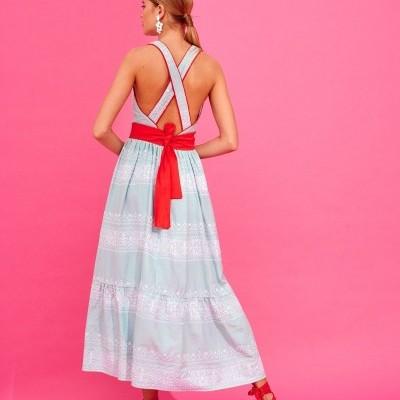 JOANNA DRESS - KARAVAN CLOTHING