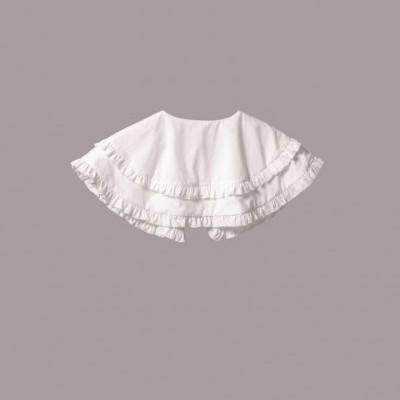 Misses Romantic Collar - MISSES WHITE