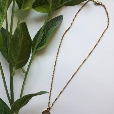 Jasmine Necklace (GOLD) - ACTO DESIGN