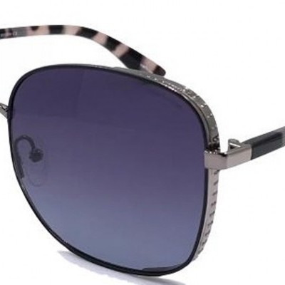 VS7119 C03 - SILVER AND BLUE LENSES - VENTOE
