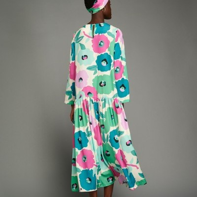 ELEANOR DRESS - KARAVAN CLOTHING