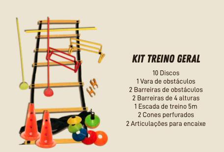Kit Treino Geral