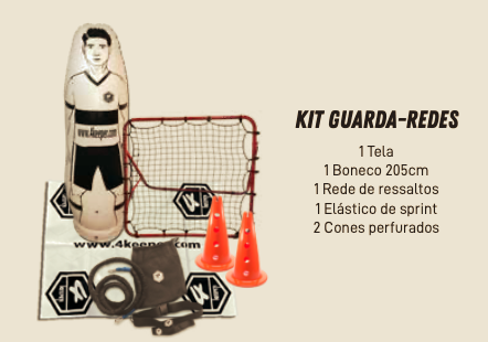 Kit Guarda-Redes