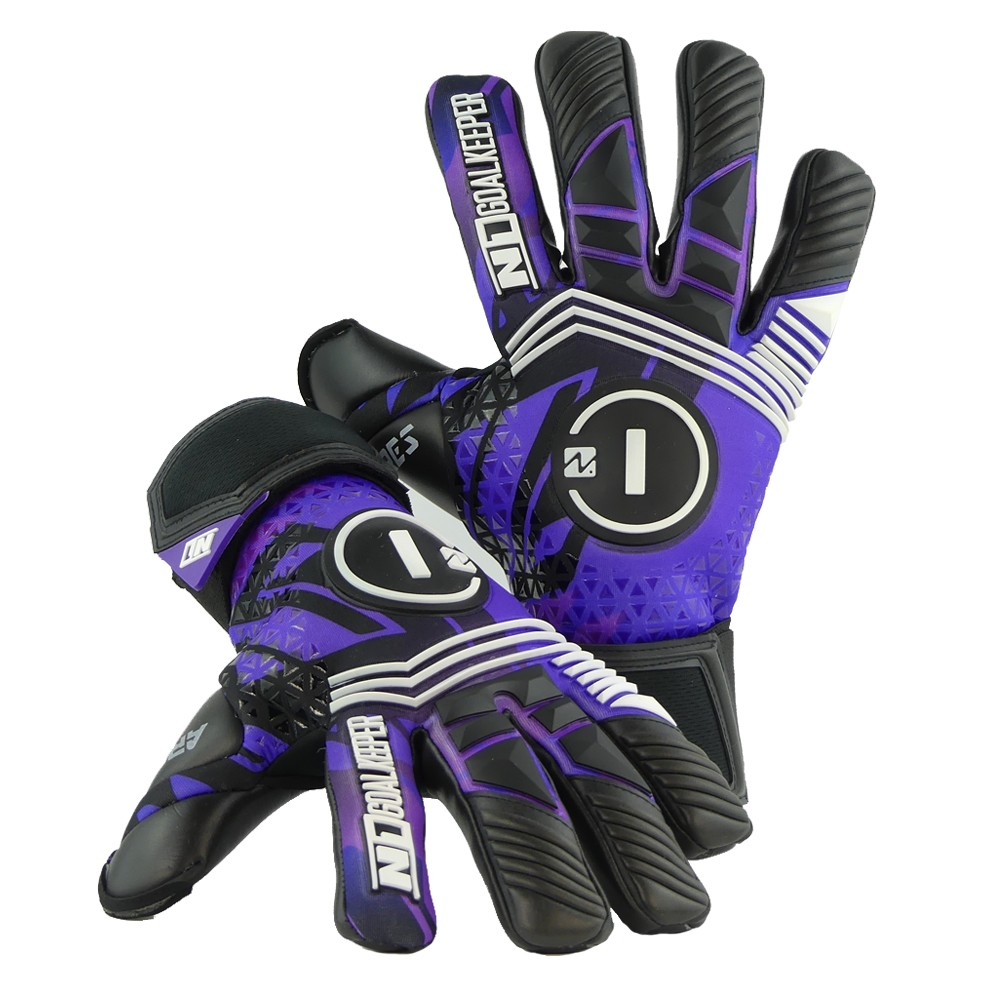 Luvas de Guarda-Redes Ares Purple UGT+