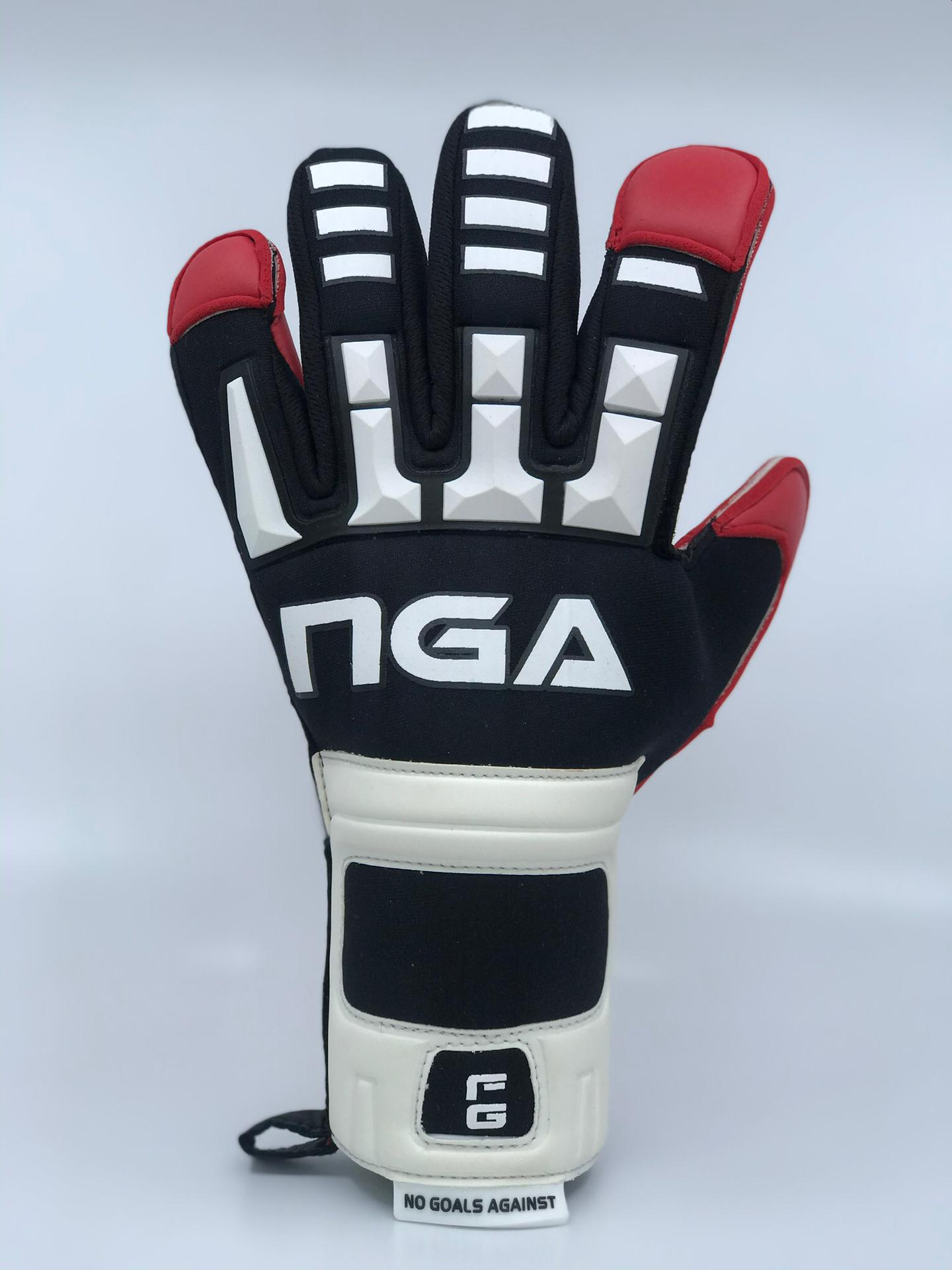 NGA Legends Black/Red