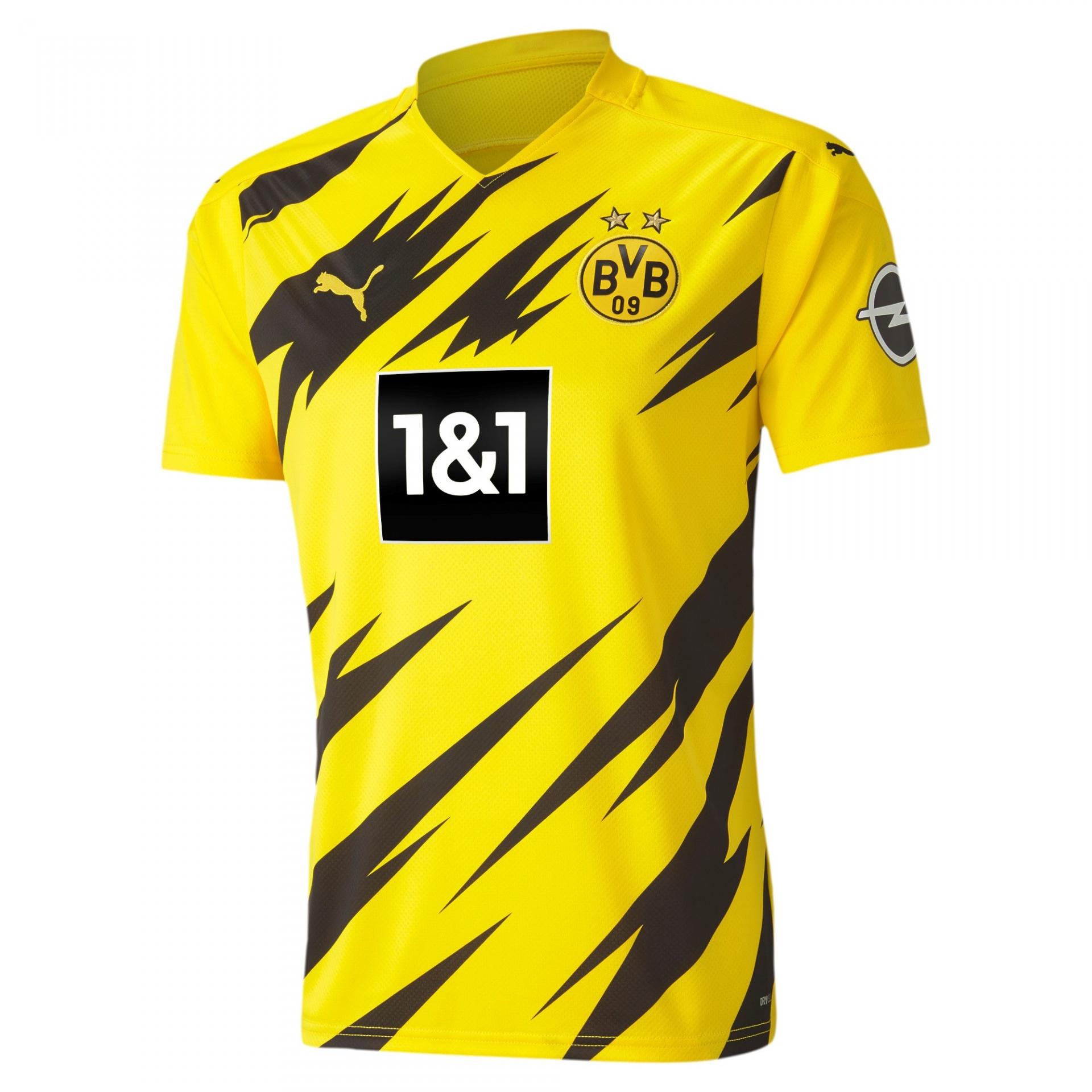Camisola Principal 20/21Borussia Dortmund