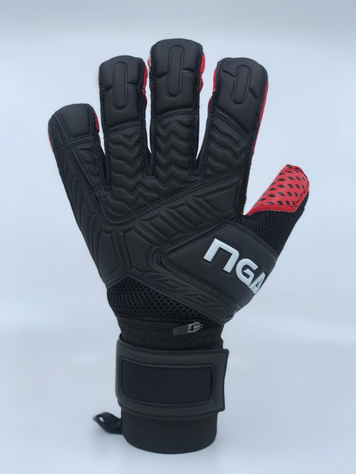NGA Aura Black/Red