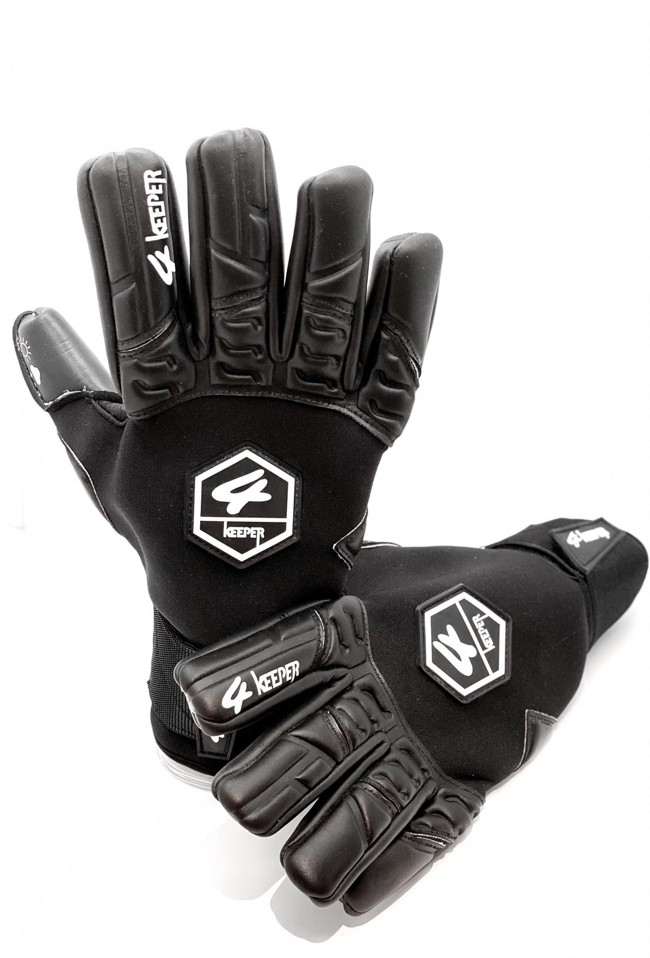 4 Keeper Black Pro