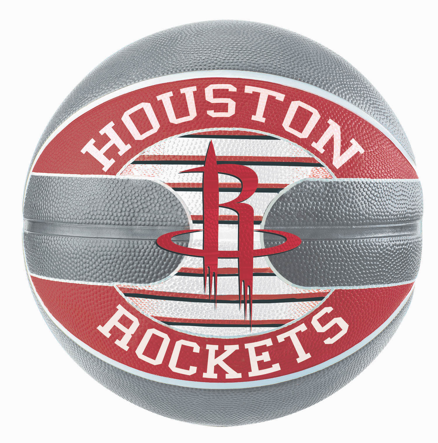 NBA Team Houston Rockets Sz.7