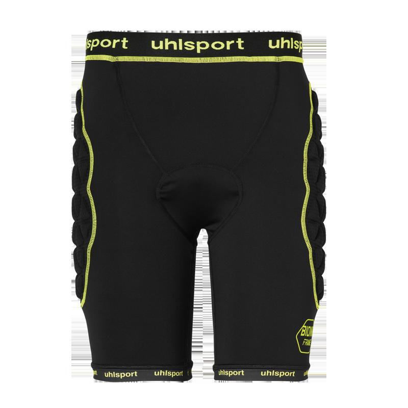 Uhlsport Protection - Calção Técnico Com Proteção Bionikframe
