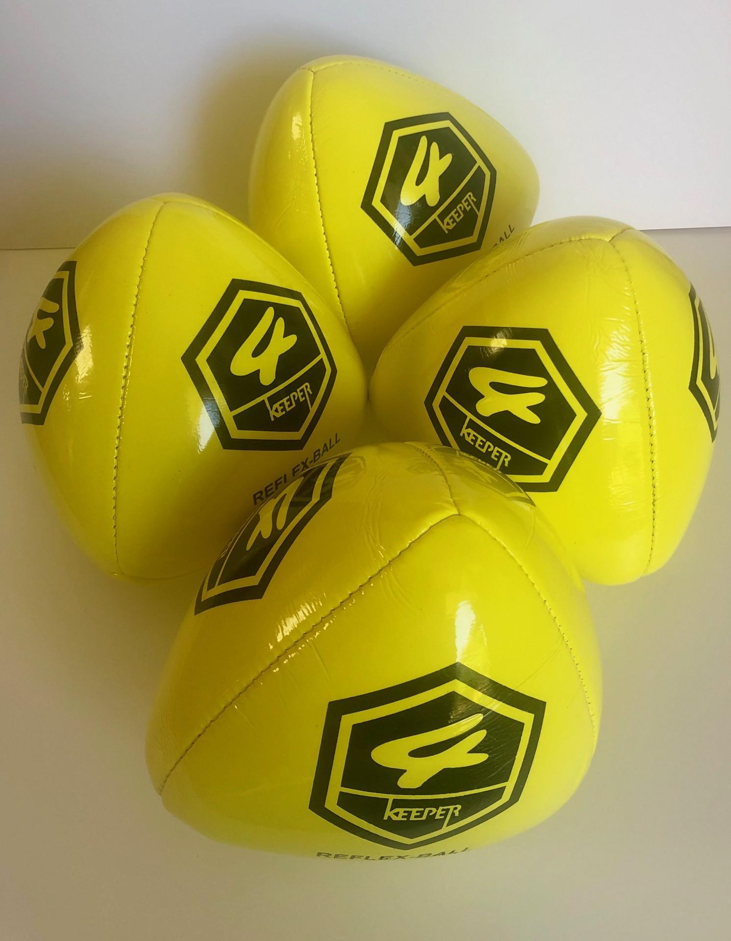 Bola de reflexos ( Pack 4 bolas)