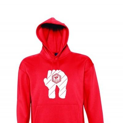 Hoody Criança Logo Luvas