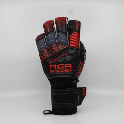 NGA Evolution Red/Grey