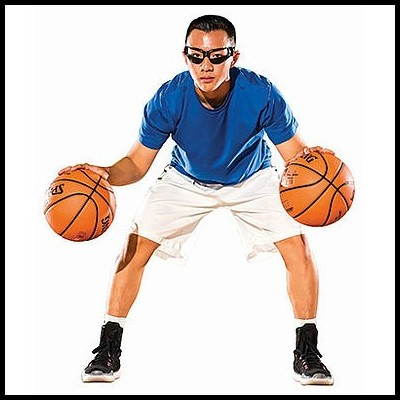 Dribble Goggles Spalding