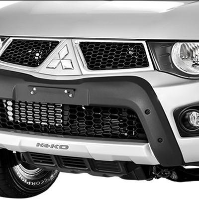 Protector frontal Mitsubishi L200 Triton