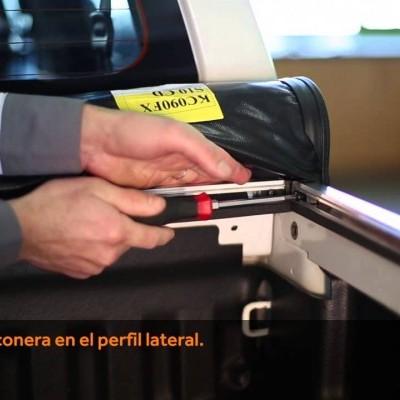 Nissan Navara NP300 2016 DC Premium soft tonneau - Capota de Lona