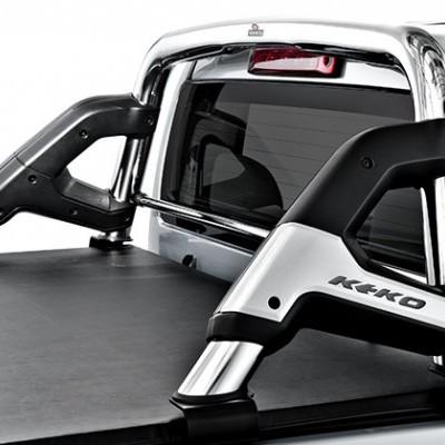 Volkswagem AMAROK 2010-  RollBar K3 Cromo