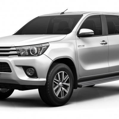 Toyota Hilux  - Capota de lona / Soft tonneau cover