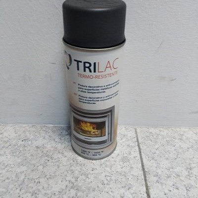 TINTA SPRAY 900º ANTRACITE 400 ML