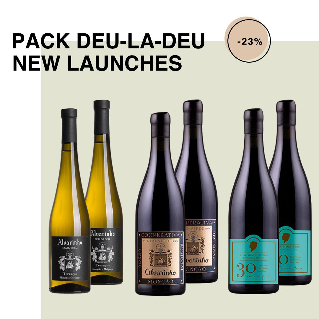 Pack Deu La Deu new