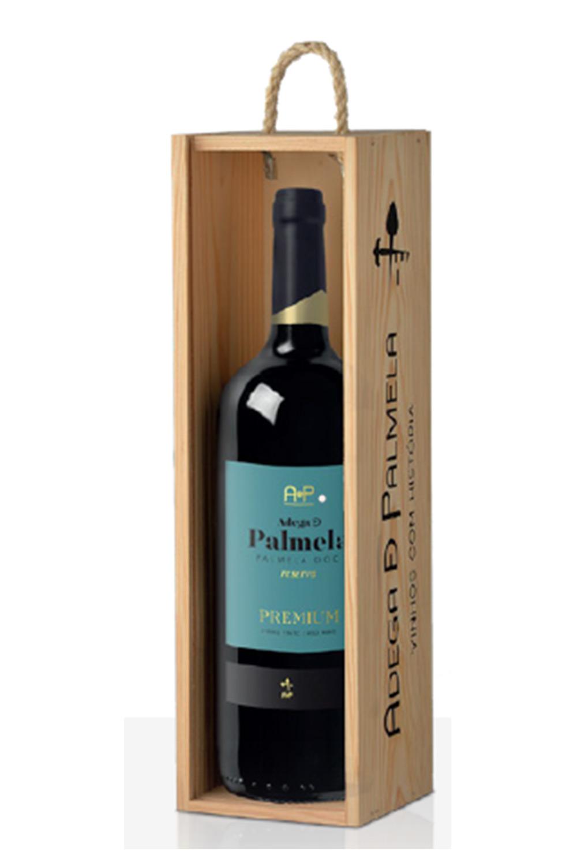 Magnum 1.5lt vinho Adega de Palmela Premium Reserva tinto
