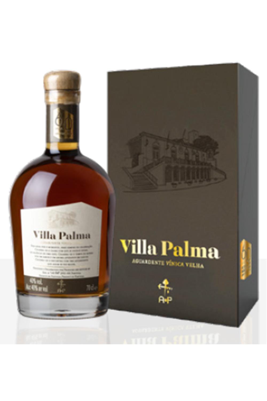 Caixa de 1 garrafa de Aguardente Villa Palma Vínica Velha 70cl