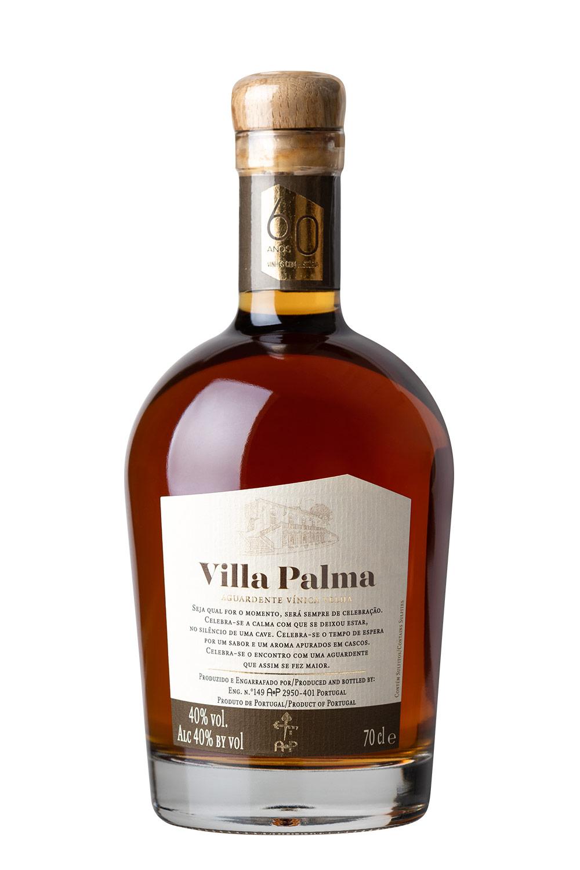 Aguardente Villa Palma Vínica Velha 70cl