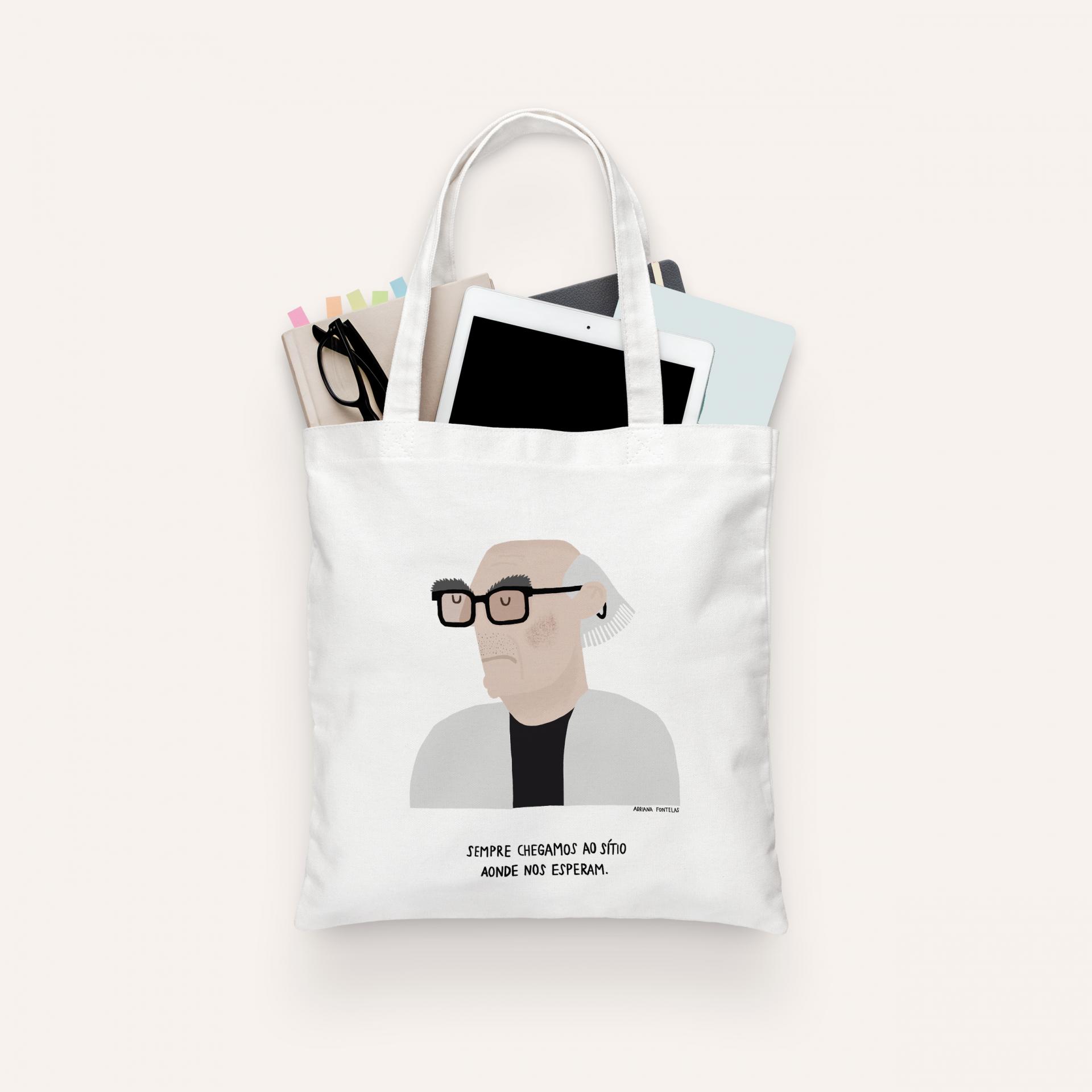 "Tote Bag ""José Saramago"""