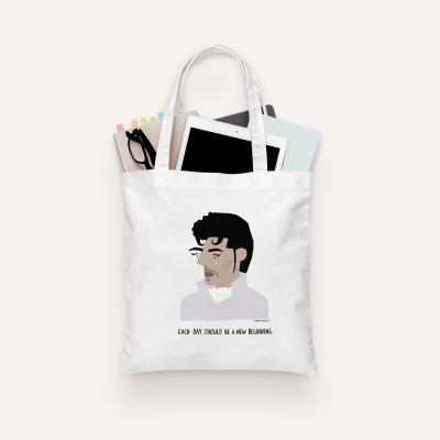 "Tote Bag ""Prince Rogers"" (PRÉ-VENDA)"