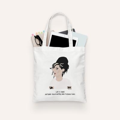 """Tote Bag """"Amy Winehouse"""" (PRÉ-VENDA)"""