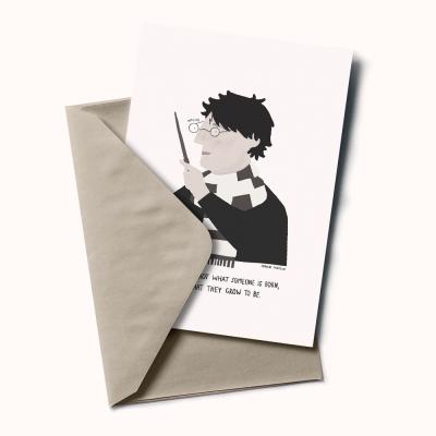 "Postal ""Harry Potter"""