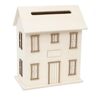 Caixa Casa para envelopes
