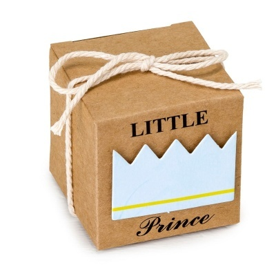 25 Caixas Cubo Little Prince