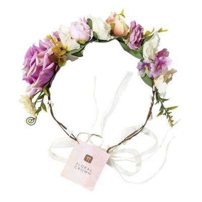 """Tiara Flores """"Blossom Bride"""""""