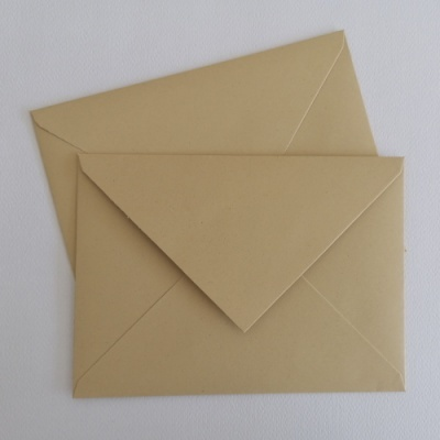 Pack 50 Envelopes Recycle  C6