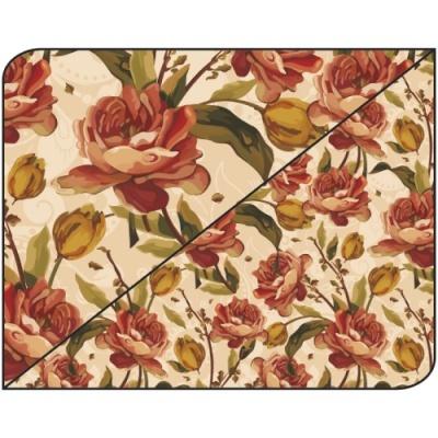 Pack 5 folhas Florais 52 50x70cm
