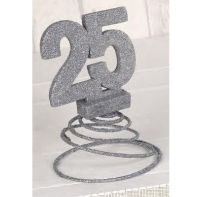 25º aniversário - Bodas de prata