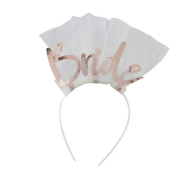 """Bandolete """"Bride"""""""
