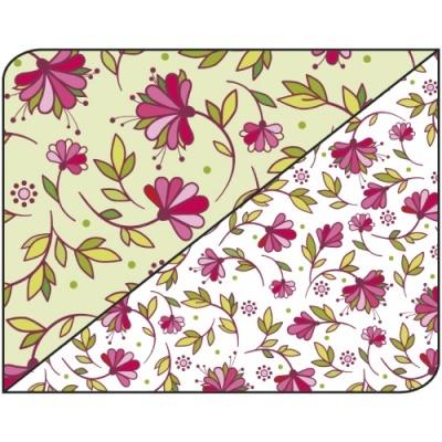 Pack 5 folhas Florais 3 50x70cm