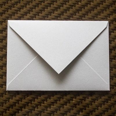 Pack 50 Envelopes Organic  C6