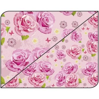 Pack 5 folhas Florais 56 50x70cm