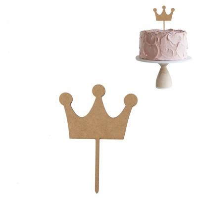 Coroa Príncipe em MDF