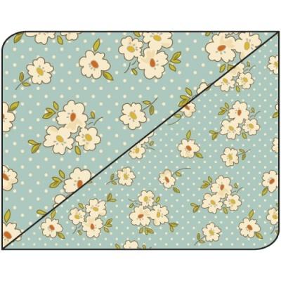 Pack 5 folhas Florais 50 50x70cm