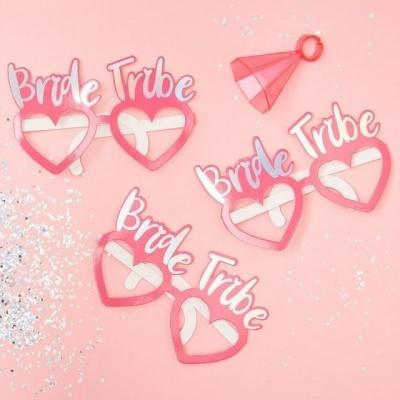 """8 Óculos """"Bride Tribe"""""""